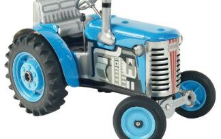 Traktor ZETOR SOLO – plastové disky kol Modrá