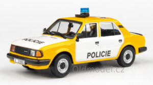 Model autíčka Škoda 120L