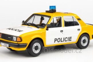 Škoda 120L (1984) 1:43 - Policie