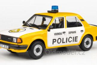 Škoda 120L (1984) 1:43 - Vojenská Policie