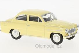 Modely autíček Škoda Octavie 63