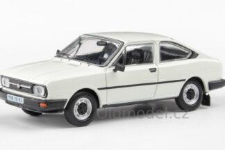 Model autíčka Škoda Garde (1982) 1:43