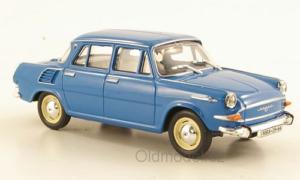 Model autíčka Škoda 1000 MB