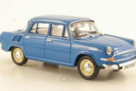 Modely autíček Škoda 1000 MB a MBX