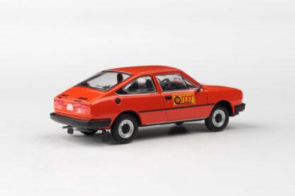 Model autíčka Škoda Garde Test SM v měřítku 1:43