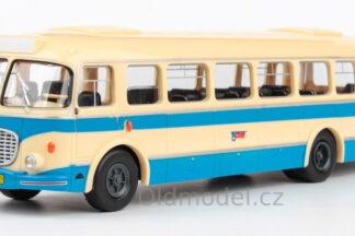 Model autobusu Autobus Škoda 706 RTO 1:43 - ČSAD