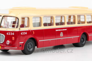 Model autobusu Autobus 706 RTO 1:43 - MHD Praha
