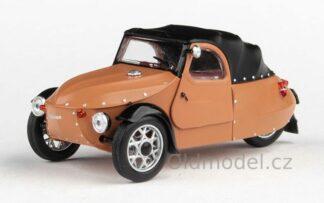 Model autíčka Velorex 1:43