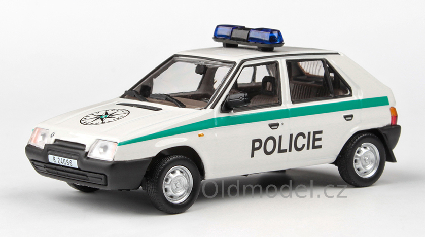 Model autíčka Favorit 136 L VB