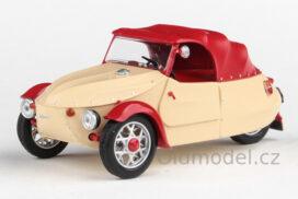 Model autíčka Velorex 16/350 (1966)
