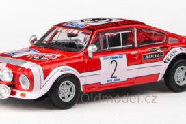 Škoda 200RS (1974) 1:43 – 1975 #2 Šedivý – Janeček
