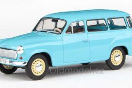 Model autíčka Škoda 1202 (1964) 1:43
