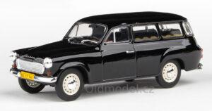 Model autíčka Škoda 1202 - Pohřební