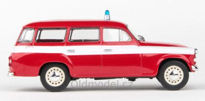 Model autíčka Škoda 1202