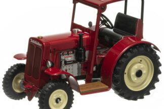 Traktor SCHLÜTER DS 25 červený – se střechou