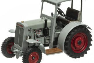 Traktor SCHLÜTER DS 25 šedý – se střechou