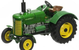 Traktor ZETOR 50 SUPER zelený