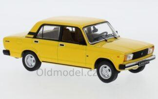 Model autíčka Lada 2105