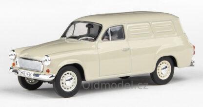 Model autíčka Skoda 1202 - Dodávka