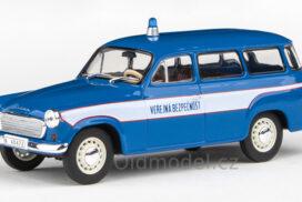 Škoda 1202 Dodávka (1965) – VB