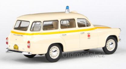 Model autíčka Skoda 1202 - KUNZ