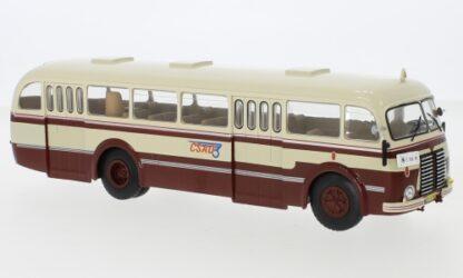 Model autobusu Škoda 706 RO v měřítku 1:43