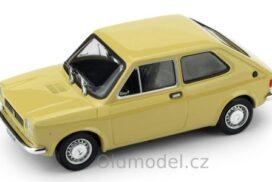 Fiat 127 – model autíčka v měř. 1:43