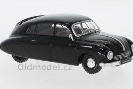 Tatra T600 Tatraplan, 1950, černý