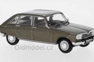 Model Autíčka Renault 16 r. 1969 v měř. 1:43.