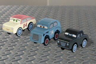 KidKraft  Disney Cars 3 - 3 závoďáci legendy