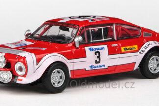 Škoda 200RS (1974) 1:43 - Barum Rallye 1974 #3 Šedivý - Janeček