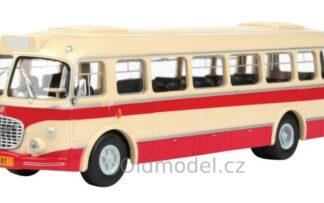 Autobus 706 RTO 1:43 - model městského autobusu.