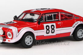 Škoda 200RS (1974) 1:43 – Rallye Šumava 1975 #88 Horsák – Motal
