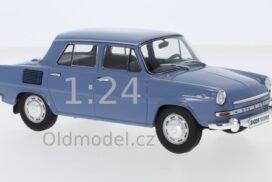 Model Škoda 1000 MB , měř, 1:24