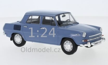 Model autíčka Škoda 100, 1:240 MB