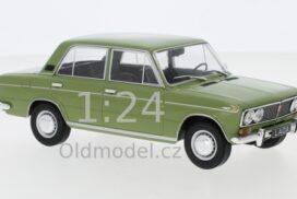 Model autíčka Lada 1500 (1977) v měřítku 1:24