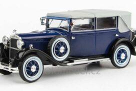Model autíčka Škoda 860 (1932) 1:43 - Modrá