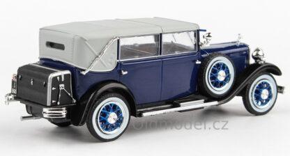 Modely autíček Škoda 860 (1932) 1:43