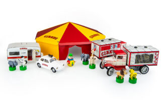 Cirkusový set 1