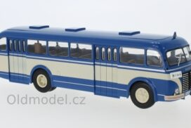 Model autobusu Škoda 706 RO, ČSAD, 1947