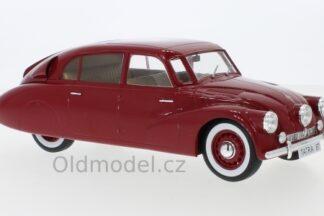model autíčka Tatra 87 v měřítku 1:18