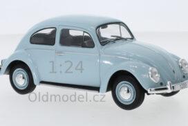Model autíčka VW Beetle  v měřítku 1:24