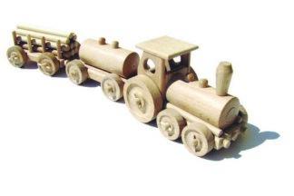 Ceeda Cavity Nákladní vlak