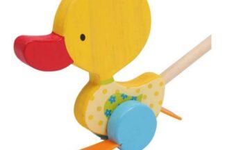 Small Foot Tahací hračky kolébává kachna Tine