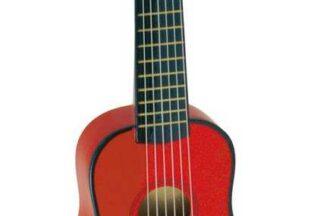 Vilac Kytara akustická červená