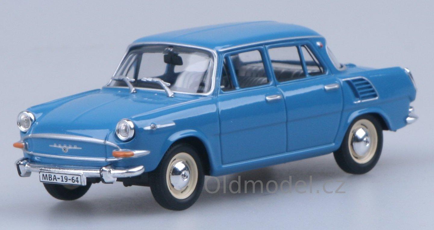 Model autíčka Škoda 1000MB