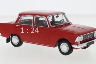 Model autíčka Moskvič 412